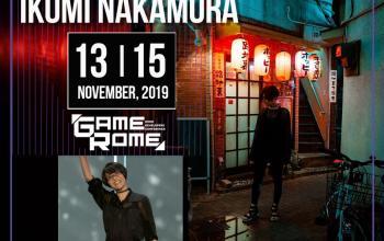 Ikumi Nakamura Keynote Speaker di Gamerome 2019