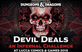 D&D a Lucca Comics & Games 2019: sfida nei dungeon della città