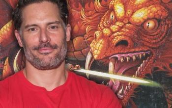 Joe Manganiello ospite di Lucca Comics&Games con il D&D Epic