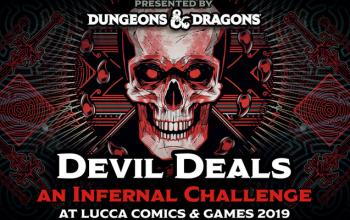 Lucca Comics & Games 2019: il D&D Epic sold out in 24 ore