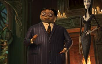 La Famiglia Addams ritorna al cinema