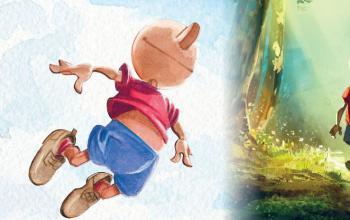 Povero Pinocchio. La nuova edizione in anteprima a Lucca Comics & Games