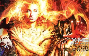 X-Men: Dark Phoenix arriva in Home Video e vola a Lucca Comics & Games