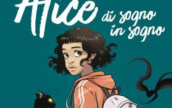 Il 31 ottobre arriva Alice di sogno in sogno di Giulio Macaione