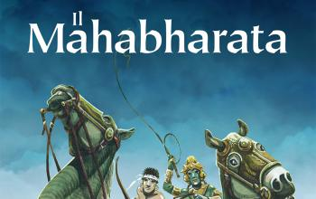 È in libreria Il Mahabharata. La grande epopea indiana in graphic novel