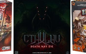 LC&G: Cthulu, Zombicide e Zombicide Invader diventano graphic novels