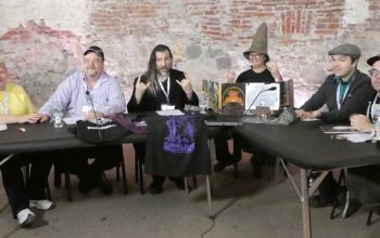 Gli ospiti internazionali si confrontano a RPG Night Live del 1 novembre a Lucca Comics & Games