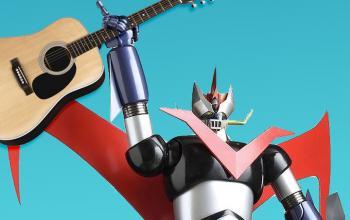 Cabrio presenta la cover della canzone del Grande Mazinga