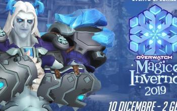 Overwatch: Magico Inverno 2019