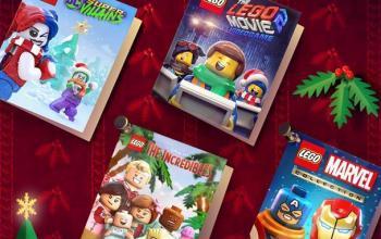 Il Natale dei videogiochi LEGO