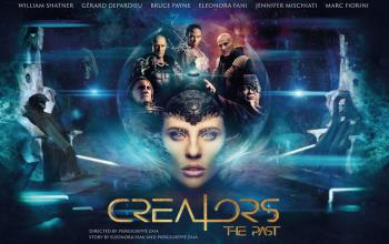 Il trailer italiano di Creators – The Past
