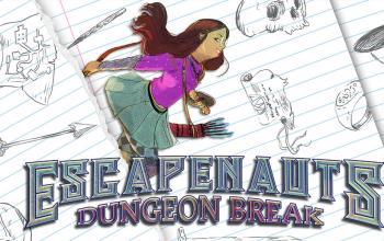 Escapenauts – Dungeon Break, un nuovo gioco da tavolo su Kickstarter