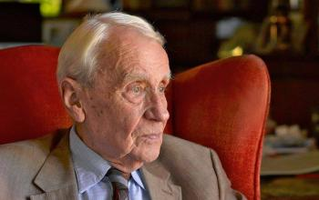 Addio a Christopher Tolkien