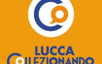 Lucca Collezionando si sposta al 27 e 28 febbraio 2021