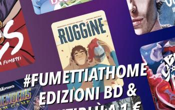 Fumetti at Home: i fumetti Edizioni BD e Dentiblù in digitale