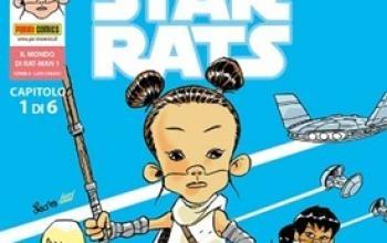 Il 19 marzo arriva Star Rats – Stella di Leo Ortolani