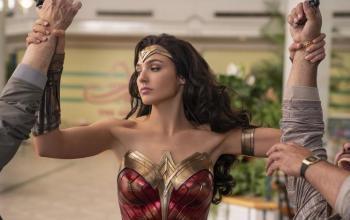 Nuove foto dal set di Gal Gadot in Wonder Woman 1984 previsto a giugno nei cinema
