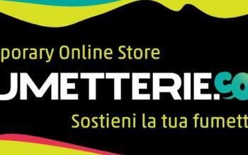 Nasce fumetterie.com, un temporary store per  sostenere le fumetterie