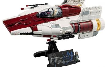 In arrivo LEGO Star Wars A-Wing Starfighter