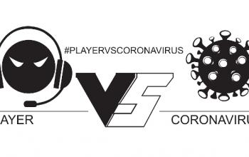 Lucca Comics e Games a Player Vs Coronavirus