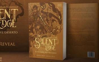 Si avvia la saga della Cenere con The Silent Edge – Il ranger del deserto