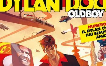 Debutta Dylan Dog. Oldboy 1