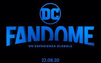Sabato 22 agosto arriva DC FanDome