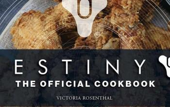 Destiny 2: The Official Cookbook