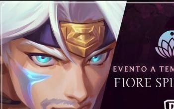 Legends of Runeterra: al via l'evento del Fiore spirituale