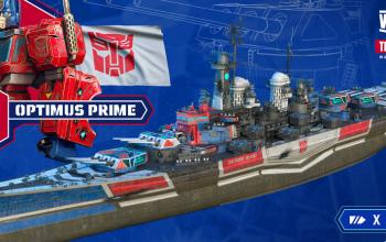I Transformers arrivano in World of Warships
