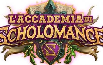 La lezione ha inizio per i giocatori di Hearthstone®: la nuova espansione L'Accademia di Scholomance™ è disponibile!