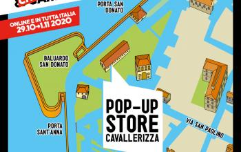Lucca Changes: il Pop-Up Store di Lucca
