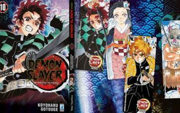 Demon Slayer – Kimetsu no Yaiba 10