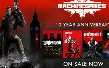 MachineGames festeggia il suo 10° anniversario