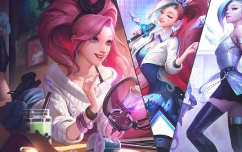 League of Legends: ecco il nuovo campione Seraphine