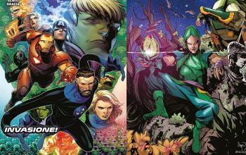 Arriva da Marvel il crossover Empyre