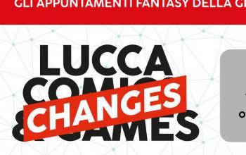 Lucca Changes: gli eventi fantasy del 31 ottobre 2020