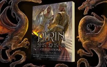 Pirin Civilizations Artbook