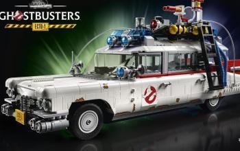 Osservate in tutto il suo splendore la Ecto-1 dei Ghostbusters in mattoncini LEGO
