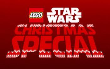 Ecco trailer e poster di LEGO Star Wars Christmas Special