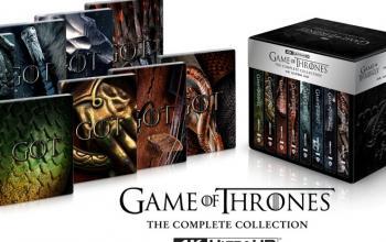 È disponibile Il Trono di Spade: Deluxe Steelbook Limited Edition