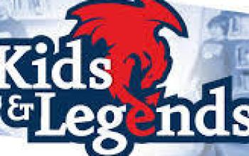 Arriva Kids & Legends con Asmodee
