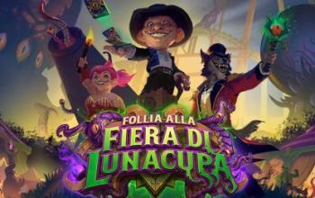 Follia alla Fiera di Lunacupa disponibile in Hearthstone