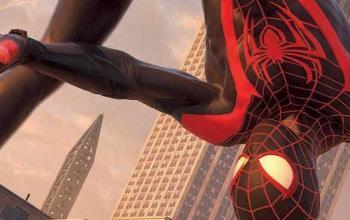 È già in prevendita il romanzo Spider-Man Miles Morales: Furia Alata