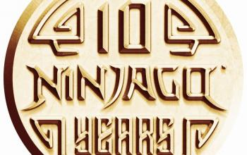 LEGO festeggia i 10 anni di Ninjago