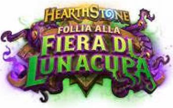 Hearthstone: disponibile il Mini-set Corse di Lunacupa