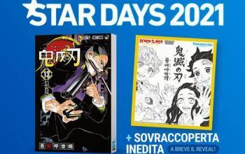 Demon Slayer – Kimetsu no Yaiba 13 agli Star Days