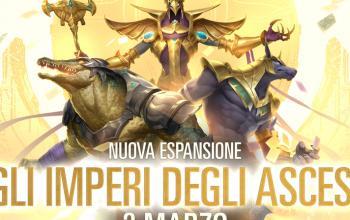 Legends of Runeterra: Gli imperi degli Ascesi