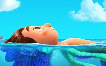 Primo poster per Luca, il nuovo film Disney/Pixar