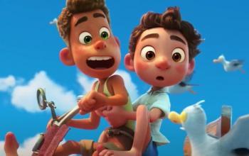 Primo trailer per Luca, il nuovo film Disney/Pixar